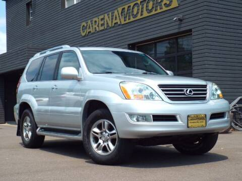2008 Lexus GX 470 for sale at Carena Motors in Twinsburg OH