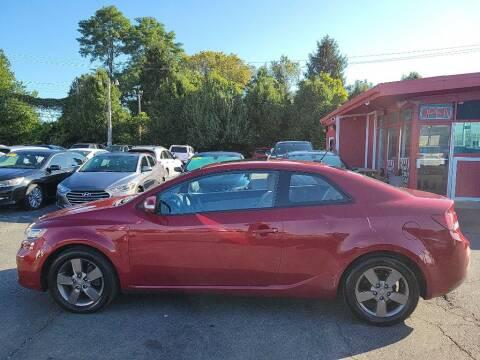 2010 Kia Forte Koup for sale at Rayyan Auto Mall in Lexington KY