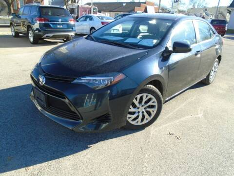 2019 Toyota Corolla for sale at Total Eclipse Auto Sales & Service in Red Bud IL