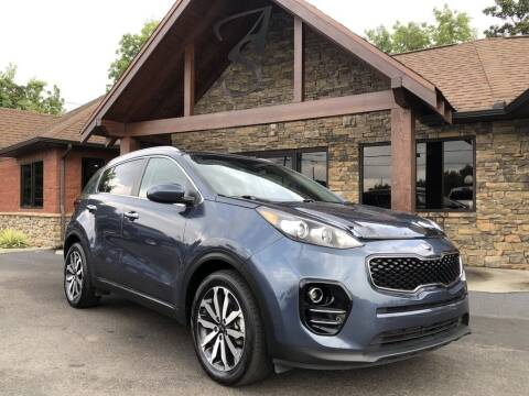 2017 Kia Sportage for sale at Auto Solutions in Maryville TN