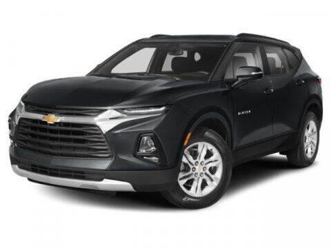 2020 Chevrolet Blazer for sale at SCOTT EVANS CHRYSLER DODGE in Carrollton GA