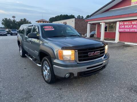 2011 GMC Sierra 1500 for sale at Sell Your Car Today in Fayetteville NC