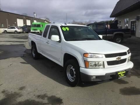2009 Chevrolet Colorado for sale at SHAKER VALLEY AUTO SALES in Enfield NH