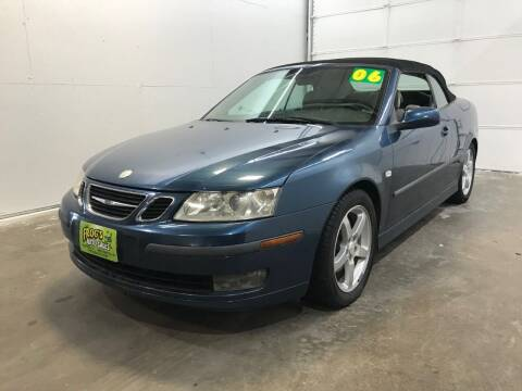 2006 Saab 9-3 for sale at Frogs Auto Sales in Clinton IA