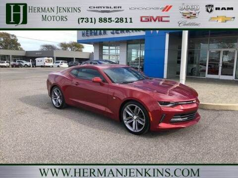 2018 Chevrolet Camaro for sale at Herman Jenkins Used Cars in Union City TN