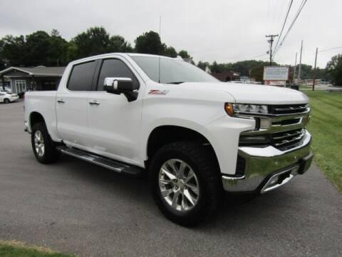 2019 Chevrolet Silverado 1500 for sale at Specialty Car Company in North Wilkesboro NC