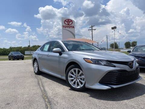 2020 Toyota Camry for sale at Quality Toyota - NEW in Independence MO