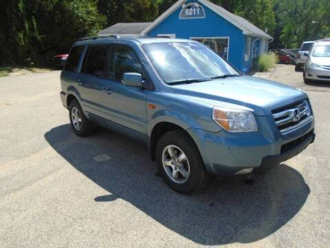 2008 Honda Pilot for sale at Michigan Auto Sales in Kalamazoo MI