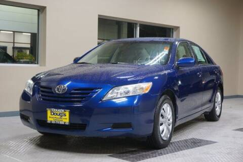 2007 Toyota Camry for sale at Jeremy Sells Hyundai in Edmunds WA