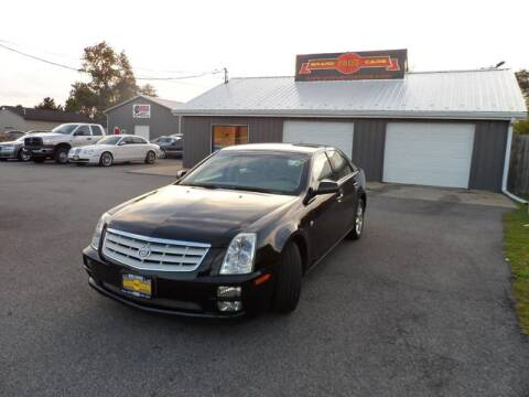 2005 Cadillac STS for sale at Grand Prize Cars in Cedar Lake IN