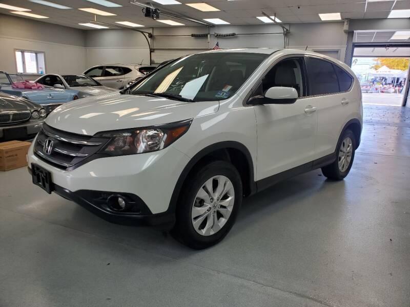 2014 Honda CR-V for sale at Towne Auto Sales in Kearny NJ