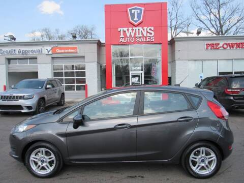 2018 Ford Fiesta for sale at Twins Auto Sales Inc in Detroit MI