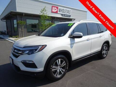 2017 Honda Pilot for sale at Wholesale Direct in Wilmington NC