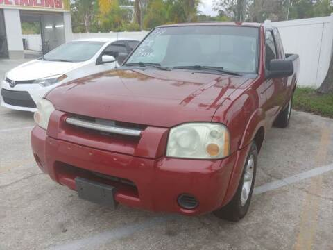 2004 Nissan Frontier for sale at Autos by Tom in Largo FL