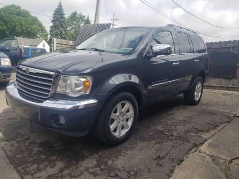 2008 Chrysler Aspen for sale at DALE'S AUTO INC in Mt Clemens MI