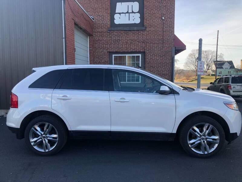 2013 Ford Edge for sale at LeDioyt Auto in Berlin WI