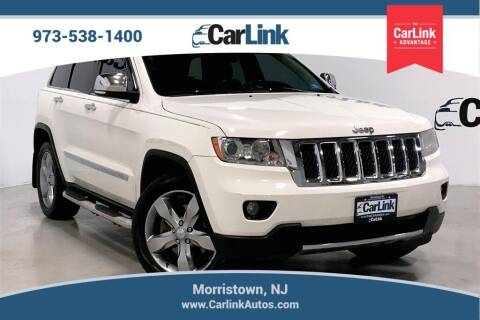 2011 Jeep Grand Cherokee for sale at CarLink in Morristown NJ