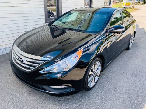 2014 Hyundai Sonata for sale at Just Car Deals in Louisville KY