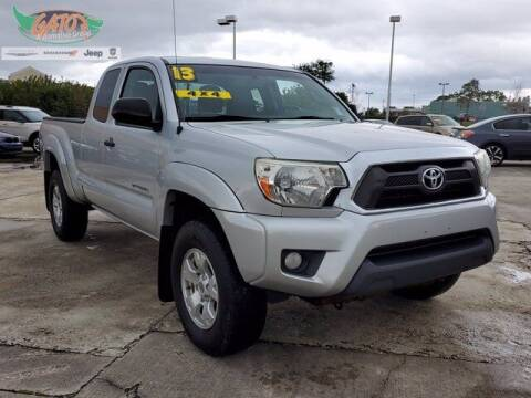 2013 Toyota Tacoma for sale at GATOR'S IMPORT SUPERSTORE in Melbourne FL