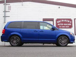 2018 Dodge Grand Caravan for sale at Brubakers Auto Sales in Myerstown PA