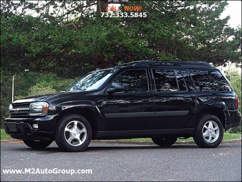 2005 Chevrolet TrailBlazer EXT for sale at M2 Auto Group Llc. EAST BRUNSWICK in East Brunswick NJ