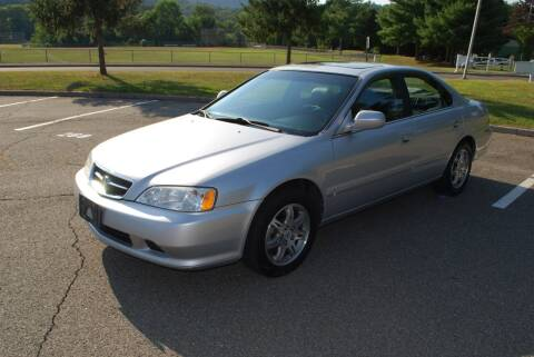 1999 Acura TL for sale at New Milford Motors in New Milford CT