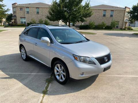 2012 Lexus RX 350 for sale at GT Auto in Lewisville TX