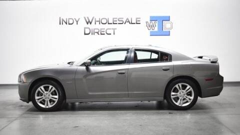 2011 Dodge Charger for sale at Indy Wholesale Direct in Carmel IN