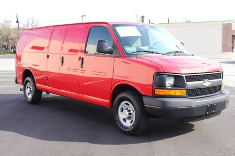 2015 Chevrolet Express Cargo for sale at Auto Guia in Chamblee GA