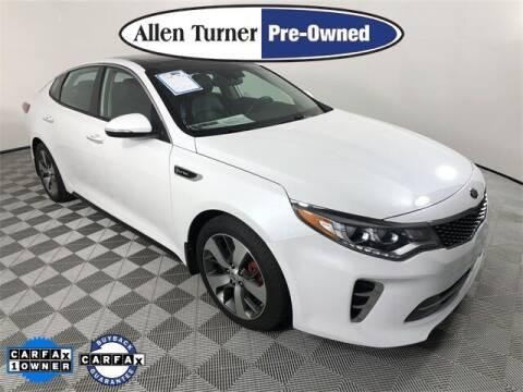 2017 Kia Optima for sale at Allen Turner Hyundai in Pensacola FL