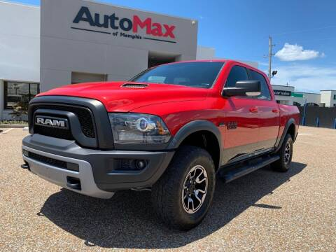 2016 RAM Ram Pickup 1500 for sale at AutoMax of Memphis - V Brothers in Memphis TN