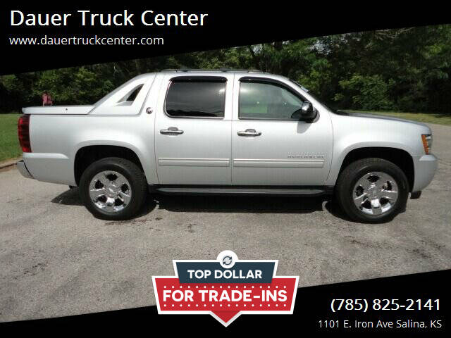 2013 Chevrolet Avalanche for sale at Dauer Truck Center in Salina KS