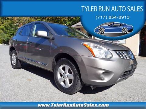 2013 Nissan Rogue for sale at Tyler Run Auto Sales in York PA