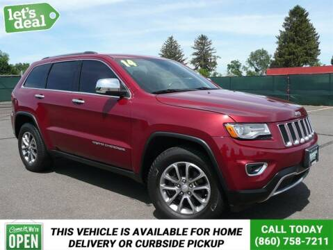 2014 Jeep Grand Cherokee for sale at Shamrock Motors in East Windsor CT