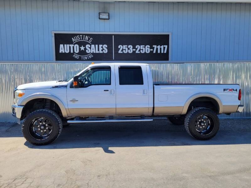 2011 Ford F-250 Super Duty for sale in Edgewood, WA