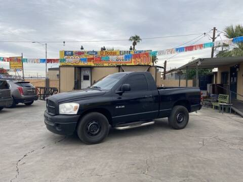 2008 Dodge Ram Pickup 1500 for sale at DEL CORONADO MOTORS in Phoenix AZ