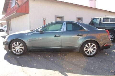 2008 Cadillac CTS for sale at Epic Auto in Idaho Falls ID