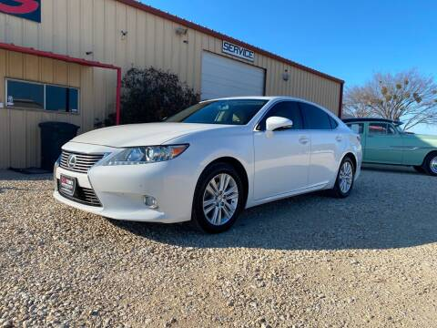 2014 Lexus ES 350 for sale at Gtownautos.com in Gainesville TX