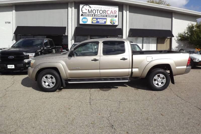 2006 Toyota Tacoma for sale at Grand Rapids Motorcar in Grand Rapids MI