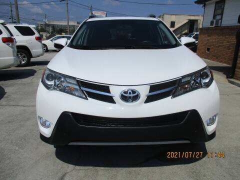2013 Toyota RAV4 for sale at Atlantic Motors in Chamblee GA