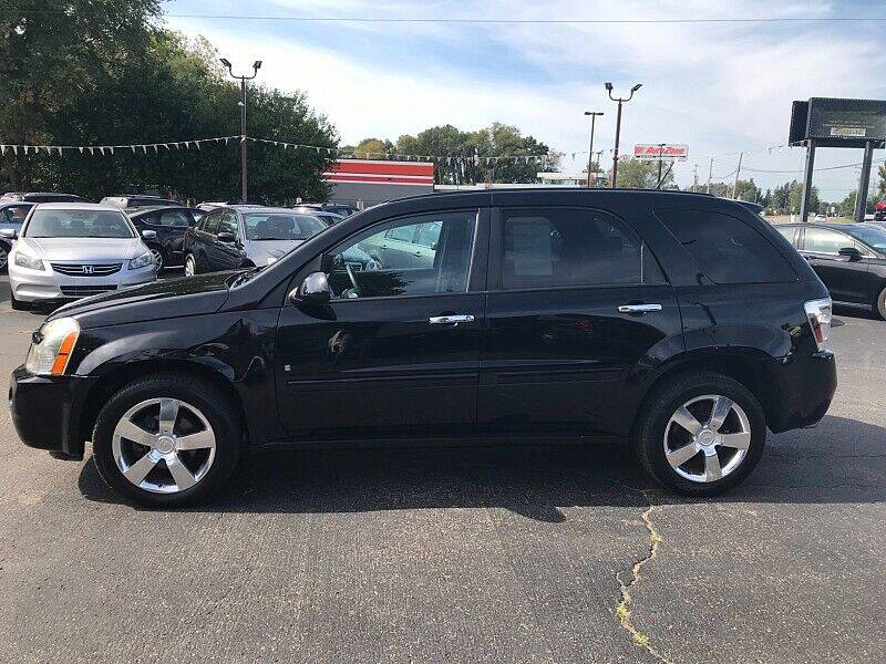 2008 Chevrolet Equinox for sale at Car Zone in Otsego MI