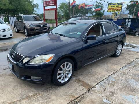 2007 Lexus GS 350 for sale at ABS Motorsports in Houston TX