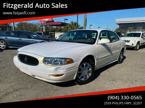 2005 Buick LeSabre for sale at Fitzgerald Auto Sales in Jacksonville FL