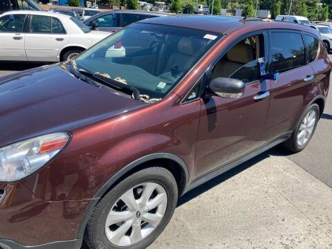 2006 Subaru B9 Tribeca for sale at Blue Line Auto Group in Portland OR