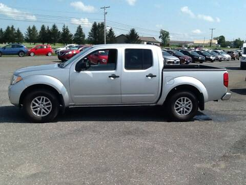 2019 Nissan Frontier for sale at Garys Sales & SVC in Caribou ME