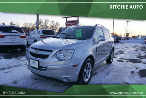 2013 Chevrolet Captiva Sport for sale at Ritchie Auto in Appleton WI