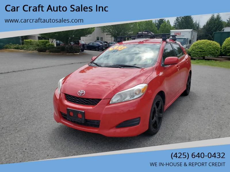 2009 Toyota Matrix for sale in Lynnwood, WA