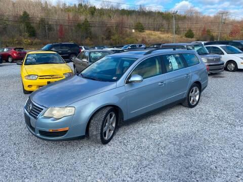 2008 Volkswagen Passat for sale at Bailey's Auto Sales in Cloverdale VA
