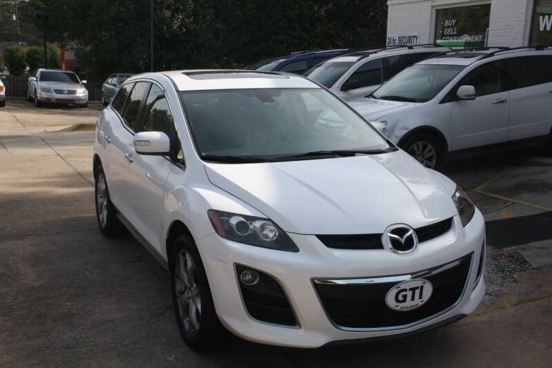 2010 Mazda CX-7 for sale at GTI Auto Exchange in Durham NC