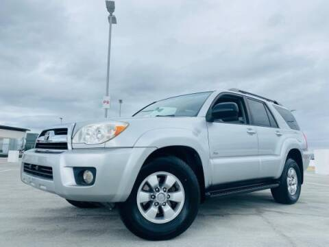 2007 Toyota 4Runner for sale at Wholesale Auto Plaza Inc. in San Jose CA
